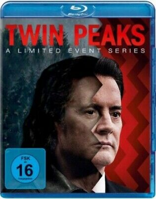 Twin Peaks - A limited Event Series (blu-ray)