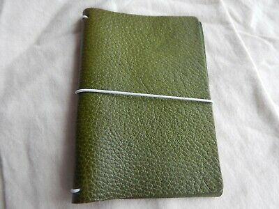 """Chic Sparrow Travelers Notebook~ Pocket~""""Fern""""~NEW~Free Shipping~"""