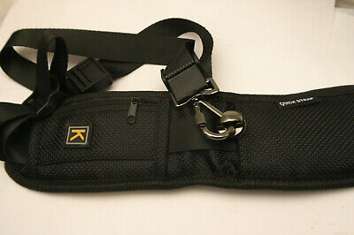 Quick Camera Strap K. Single point attachment