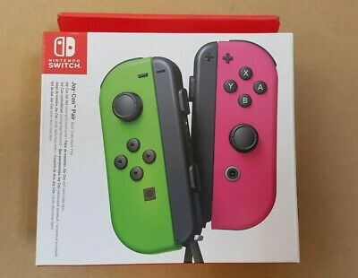 Joy-Con Wireless Game Controllers Gamepad for Nintendo Switch Console New