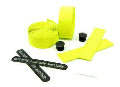 New Selle Italia SmooTape Handle bar Tape Granfondo Corsa 2.5mm Yellow Road !!
