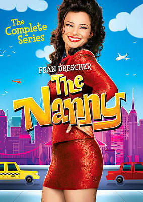 The Nanny: The Complete Series DVD, Daniel Davis, Charles Shaughnessy, Fran Dres