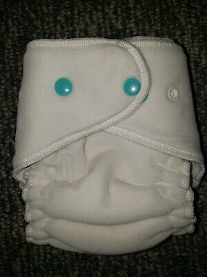 Landry Parker Ave WAHM OS petite fitted cloth diaper