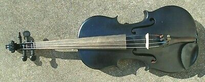 antique  full size Russian form violin ready to play