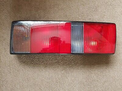 FORD ESCORT MK 4 TINTED REAR RH LAMP RS TURBO XR3i 86-90 RARE new