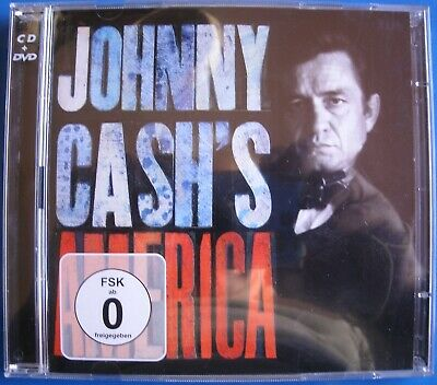 Johnny Cash's America von Johnny Cash | CD+DVD |