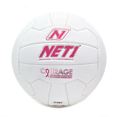 Net1 Courage Netball Ball - Pro Competion/Tournament Netball - Size 4 or 5 - New