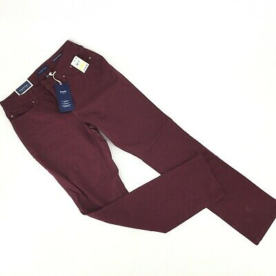NWT Charter Club Lexington Straight Leg Tummy Slimming Pants Womens Size 4