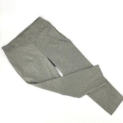 NWT JM Collection Comfort Waistband Ankle Pant Womens Size Large