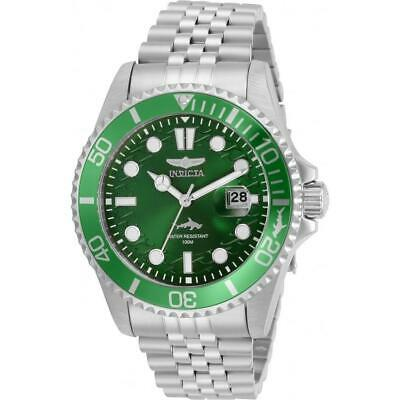 Invicta 30611 Pro Diver 43MM Men's Stainless Steel Watch