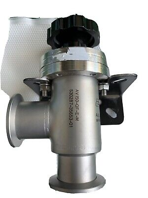 A&N Corporation Ss Right Angle Bellows Valve