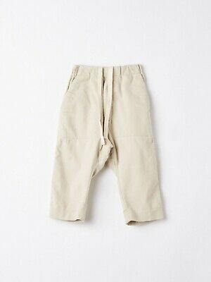 Bassike Mini Dobby Pant- Excellent Condition - Size 1