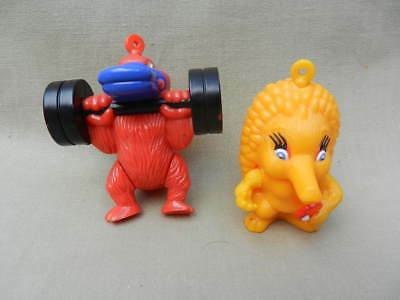 Sydney 2000 Olympic Games Mascot Figures - Millie & Syd