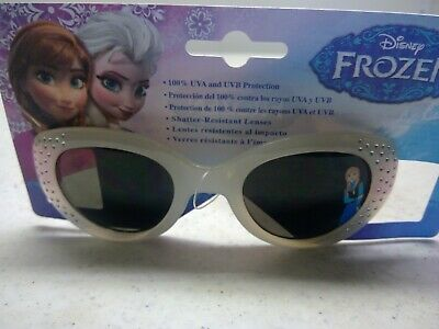 Girls Kids Disney Frozen Anna Sunglasses 100% UVA And UVB Protection  09