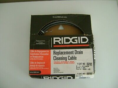 Ridgid Replacement Drain Cleaning Cable  5/16 x 25'