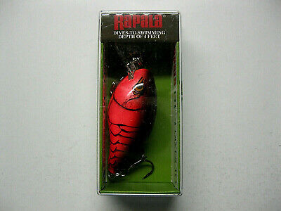 Rapala Dives To DT-10 Rattlin/' Fishing Lure Demon