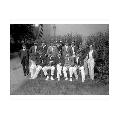 "10""x8"" (25x20cm) Print of Surrey team from"