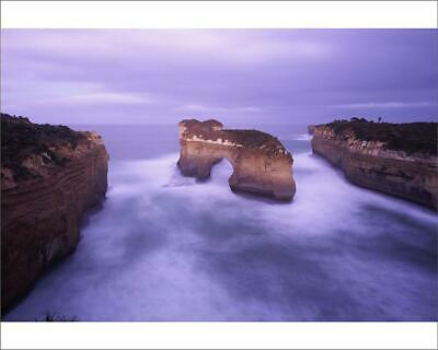 "10""x8"" (25x20cm) Print of Sandstone Archway at Port Campbell Np from"