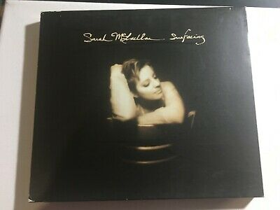 Surfacing by Sarah McLachlan (CD, Jul-1997, Nettwerk America)