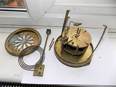 Antique Samuel Marti 8 Day Mechanical Wind Striking Clock Movement