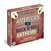 Various Artists - American Rock 'n' Roll Anthems 2 (2012) NEW AND SEALED