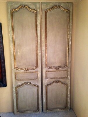 Antique French Boiserie Chateau Wall Panelling Versailles Ornate Louis XV 1780