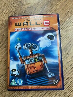 Wall-E (DVD, 2008, 2-Disc Set, Special Edition)