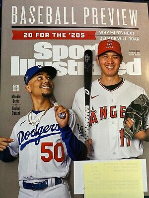 Sports Illustrated: Spring 2020 - BASEBALL PREVIEW (back issue)