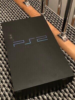 House Clearance Classic Retro Sony Playstation 2 Chunky PS2 Games Console Only
