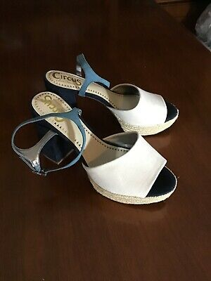 Circus by Sam Edelman Nakita Womens Sandals 8.5M Platform