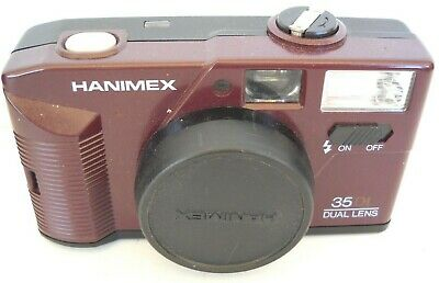**1980`s HANIMEX 35DL 35mm VIEWFINDER CAMERA IN VERY GOOD WORKING CONDITION**