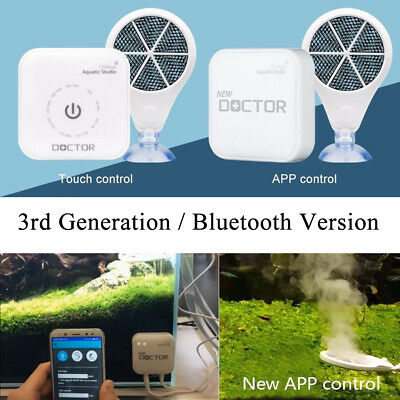 Chihiros 3rd Gen / Bluetooth Algae Remove Fish Plant Tank Doctor Twinstar Set
