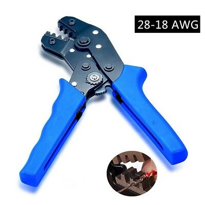 SN-28B Pin Compression Crimping Crimper Tool For AWG 18-28 ATX,EPS power pins