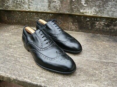 Edward Green Brogues – Black – Uk 12 – Excellent Condition