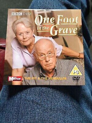 One Foot In The Grave - The Pit & The Pendulum - Daily Mirror promo DVD
