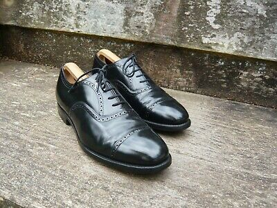 Church Vintage Brogues - Black – Uk 8.5 – Wye – Excellent Condition