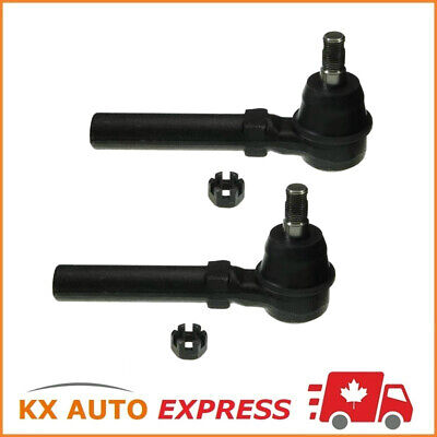 2X Front Outer Tie Rod End Kit Ford Mustang 1994 - 2004