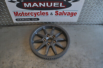 09 Polaris Victory Vision Touring Rear Drive Pulley Perfect Low Miles