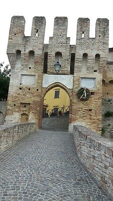 One Bed Apart. In Medieval Castle  ~ Le Marche Italy ~ Stunning Views ~Furnished