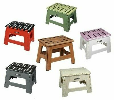 "Selection - Puhlmann Folding Step Stool "" James """