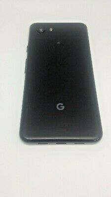 Google Pixel 3 - 64GB - Just Black (Unlocked)