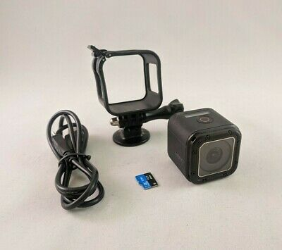GoPro HERO4 Session Waterproof Action Camera with SD Card and Mount