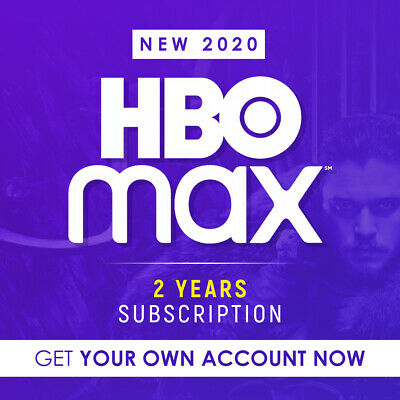 HBO MAX | 2 Years Premium Subscription + Hulu | Full Warranty & Fast Delivery