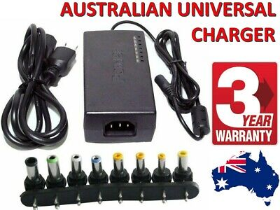 90W Multi Universal Charger AC Adapter Power Supply for HP Acer Toshiba Laptop