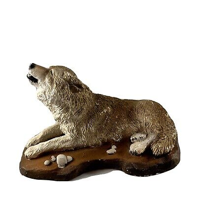 Living Stone © 1993 - Wolf Figurine - Lady Of The Pack Vintage