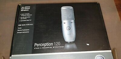 AKG Perception 120 USB Condenser Microphone -used with box
