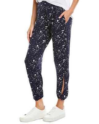 Terez Foil Beach Pant Women's Blue Xs