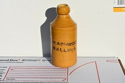 antique stone ginger beer c h ashwood ballina nth coast nsw nice condition