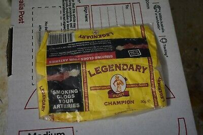 Champion ruby tobacco pouch used condition free postage