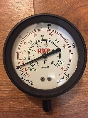 Refrigeration Pressure Gauges Hrp & Nrs
